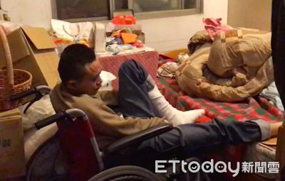 倖存傷者:「爬也要爬出來」 兄弟跳2樓逃生…哥骨折