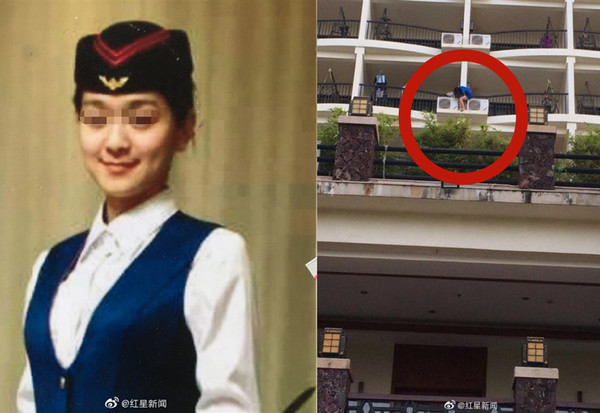 23歲空姐7樓離奇墜下!臉部砸地「骨頭全碎」失憶4年…只記得:房間有壞人