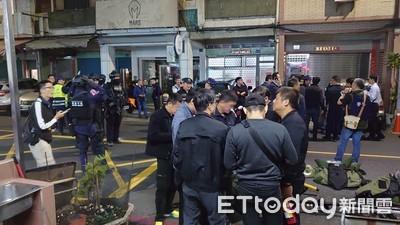 涉嫌台南後壁爆裂物案犯嫌中槍落網!