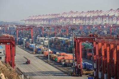 2019年中國進出口總額突破31兆!