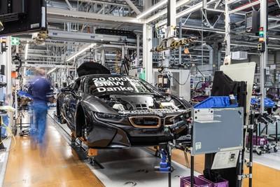 歷經5年達成2萬輛里程碑 BMW i8油電跑車將於明年4月停產!