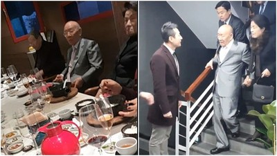 老人癡呆攏是假?韓前總統「吃魚翅」慶政變成功 遇光州事件失憶撇清