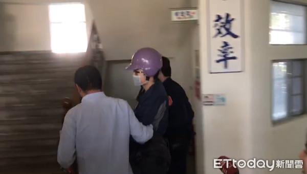 快訊/佛堂縱火害7命!嫌犯無悔意嗆記者:關你們什麼事 檢當庭逮捕聲押