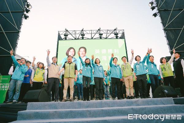 賴神加持!綠台南立委拚全壘打 地方人士:藍營敗筆「和韓國瑜綁一起」