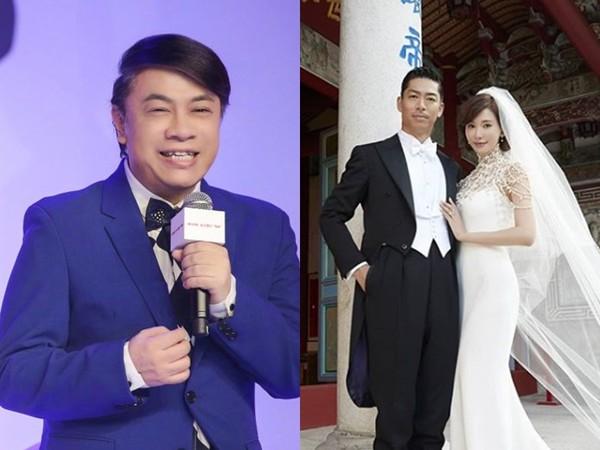 蔡康永主持林志玲婚禮「紅包金額」曝光! 小S一聽數字驚呆笑噴:很少啦