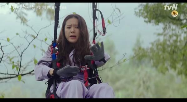 ▲愛的迫降,玄彬、炫彬、孫藝真。(圖/翻攝自YouTube/tvN DRAMA)