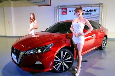 Nissan Altima訂單突破700張超乎預期 怒上賽道激盪性能DNA