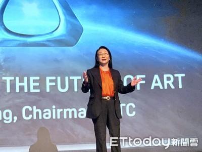 宏達電力推VR虛擬實境進入藝術界 王雪紅故宮演講:一天即可造訪所有美術館