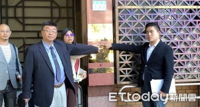 邱毅這次不按「愛心鈴」 告陳宗彥違反《選罷法》