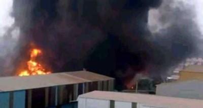 孟加拉工廠1周竄2惡火 3層樓工廠狂燒釀10死