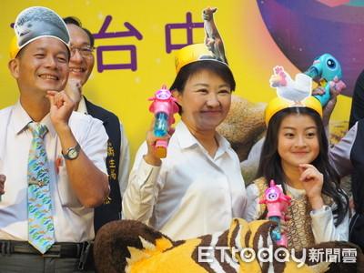 史上最長台灣燈會 盧秀燕:大家出發了