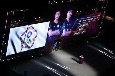中華桌球17、18日啟程奧運資格賽