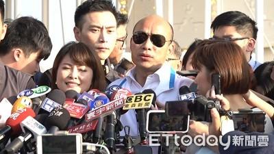 摩天輪卡關 韓國瑜轟林佳龍「完全狀況外」