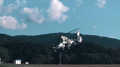 解放軍駐港部隊直升機「炫技」