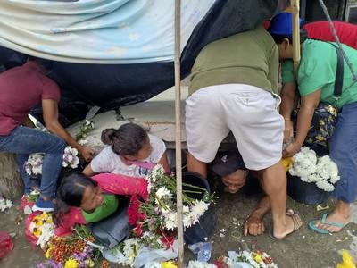 菲律賓南部地震3死 300棟建築損害