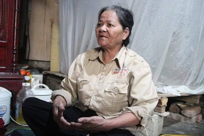 66歲嬤打撈700具無名屍至今不悔