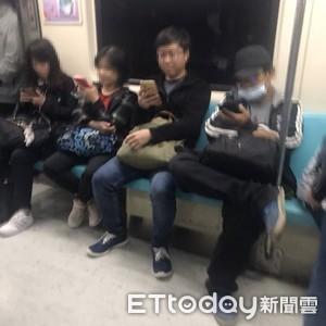 下班尖峰時刻地牛翻身 台北捷運一度停駛