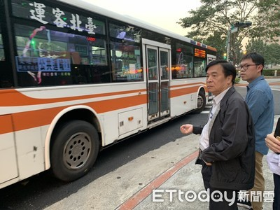 新北板橋文化路公車專用道啟用