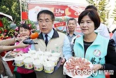 台南自有品牌「上品豚」展售會登場