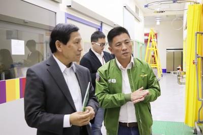 鄭宏輝提四主張 讓太空政策紮根新竹