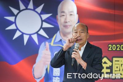 「要高雄人情何以堪!」陳其邁批韓國瑜:市民找不到市長、政見跳票