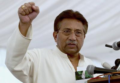 巴基斯坦前總統「死刑」判決被撤銷
