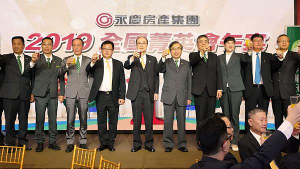 房仲第一品牌永慶房產集團 穩居21縣市市佔第一(圖/永慶房屋提供)