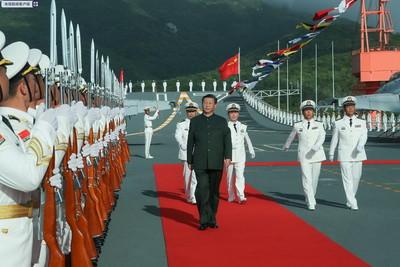 美智庫:中國最終造15艘以上航母