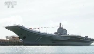 尹卓:未來定有殲-20上艦