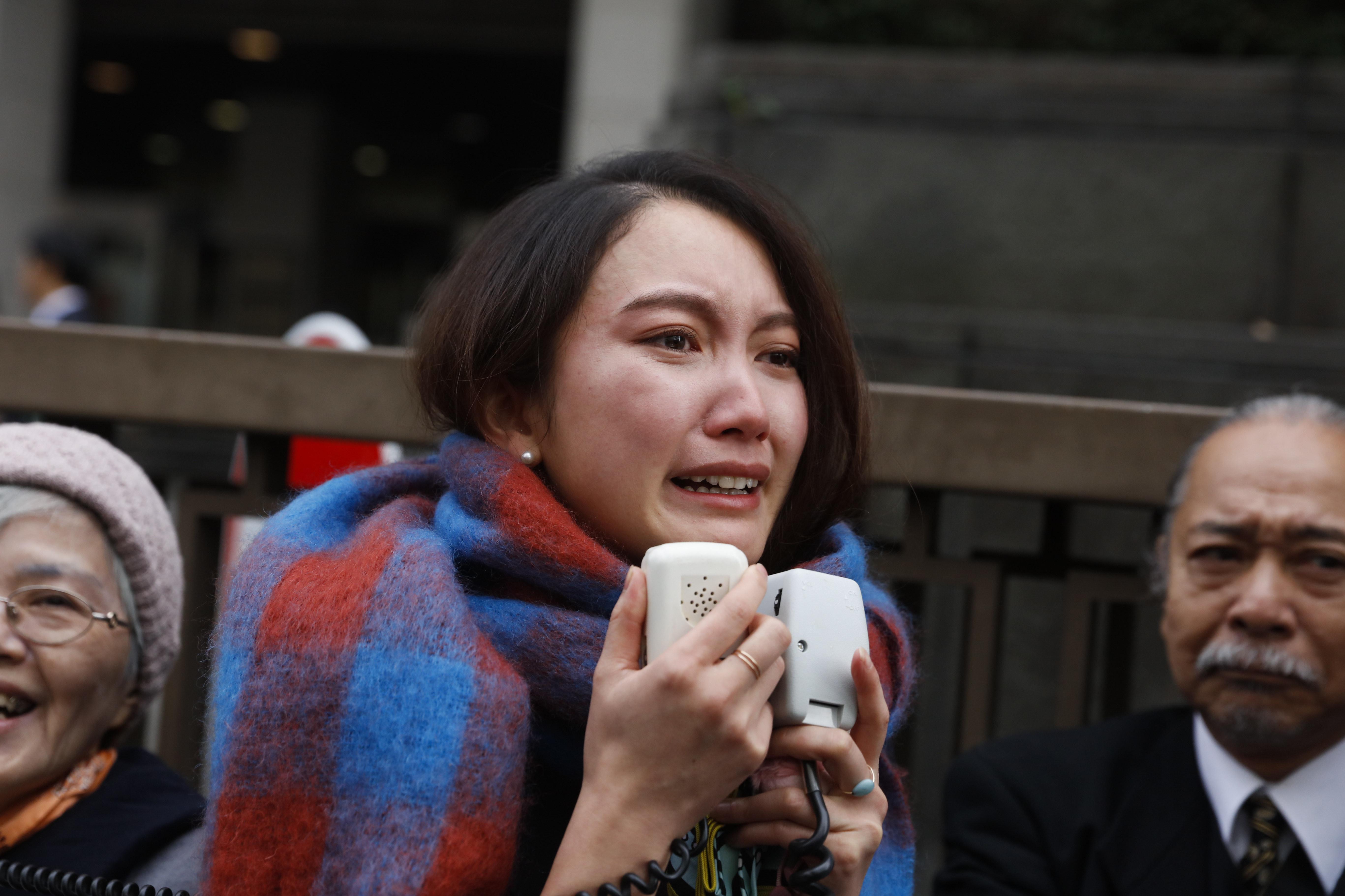 ▲▼日本女記者伊藤詩織,遭記者山口敬之性侵,以民事訴訟勝訴,拿到330萬日圓的精神賠償金。(圖/達志影像/美聯社)