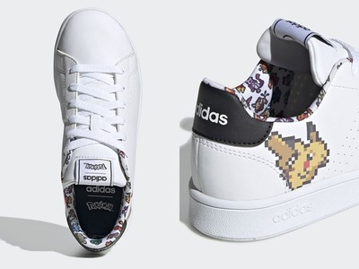 Adidas全新聯名皮卡丘超復古