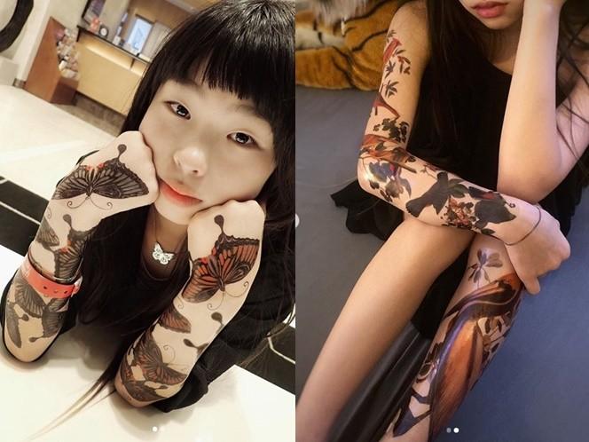 [問卦] 有刺青的女生 還是處女的機率有幾%