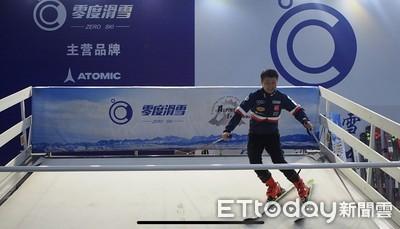 陸冰雪體育主打高端風 對尬日韓
