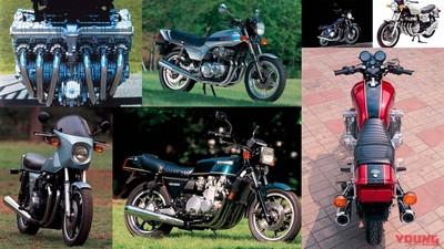 回顧摩托車馬力破百的1970年代 6缸引擎怪物HONDA CBX