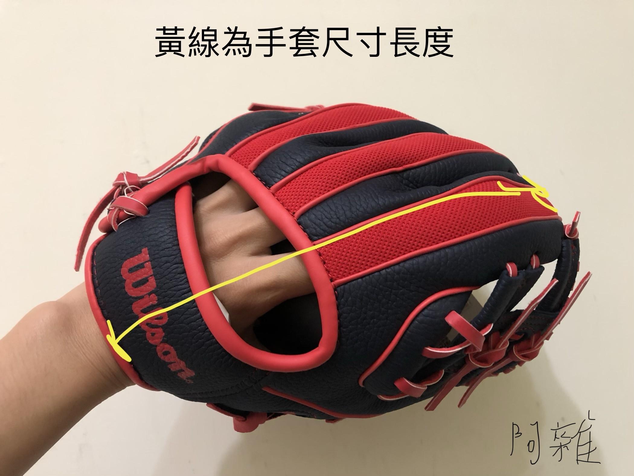▲▼棒球手套。(圖/大檸檬外稿作者阿雜提供)