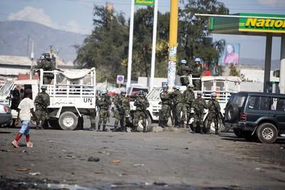 聯合國維和部隊在海地留上百私生子