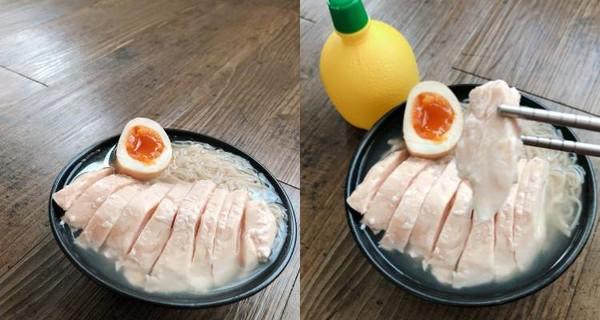 ▲▼ 健身+減肥必吃花椰菜飯怎麼做?即食肉打造超簡易5分鐘居家「高蛋白低卡料理」。(圖/Bella儂儂提供)