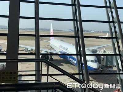 即/華航班機2人發燒 傳是武漢旅行團