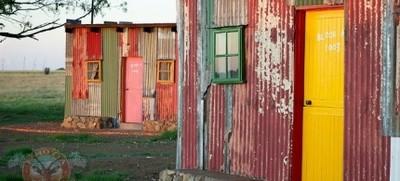 南非「貧民窟渡假村」,這樣搞有事嗎