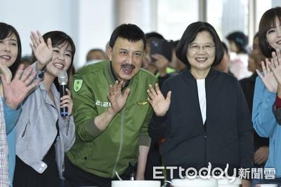 蔡英文回應呂秀蓮質疑:反滲透法非為選舉!是為了國家安全