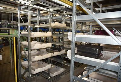 第一航廈成功建置行李自動分揀系統