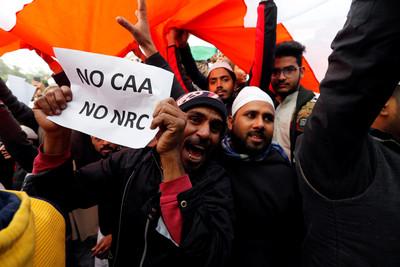 反擊破壞者 印度沒收穆斯林財產