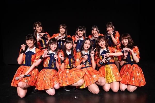 ▲邱品涵成為台灣登上紅白第6人。(圖/翻攝自AKB48 Team TP臉書)