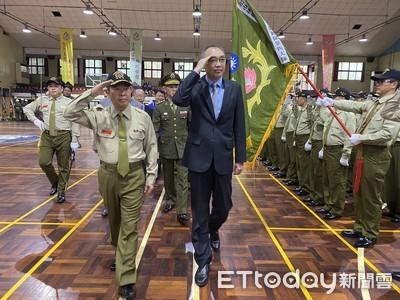 新北後備憲兵協勤總隊戰力展示