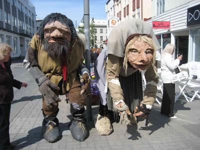 冰島聖誕老人有13個!半夜闖空門偷吃食物 溫馨節慶變超驚悚
