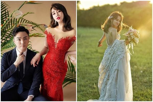▲林佩瑤舉辦婚禮,星光二班來獻唱。(圖/翻攝自林佩瑤Instagram)