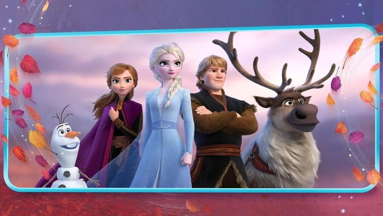 ▲▼遊戲《Disney冰雪奇緣大冒險》。(圖/翻攝自《Disney冰雪奇緣大冒險》遊戲畫面)