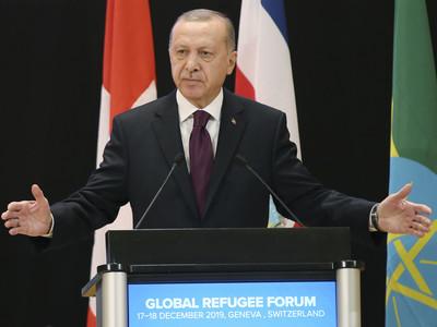 土耳其總統:無法再應付新一波移民潮