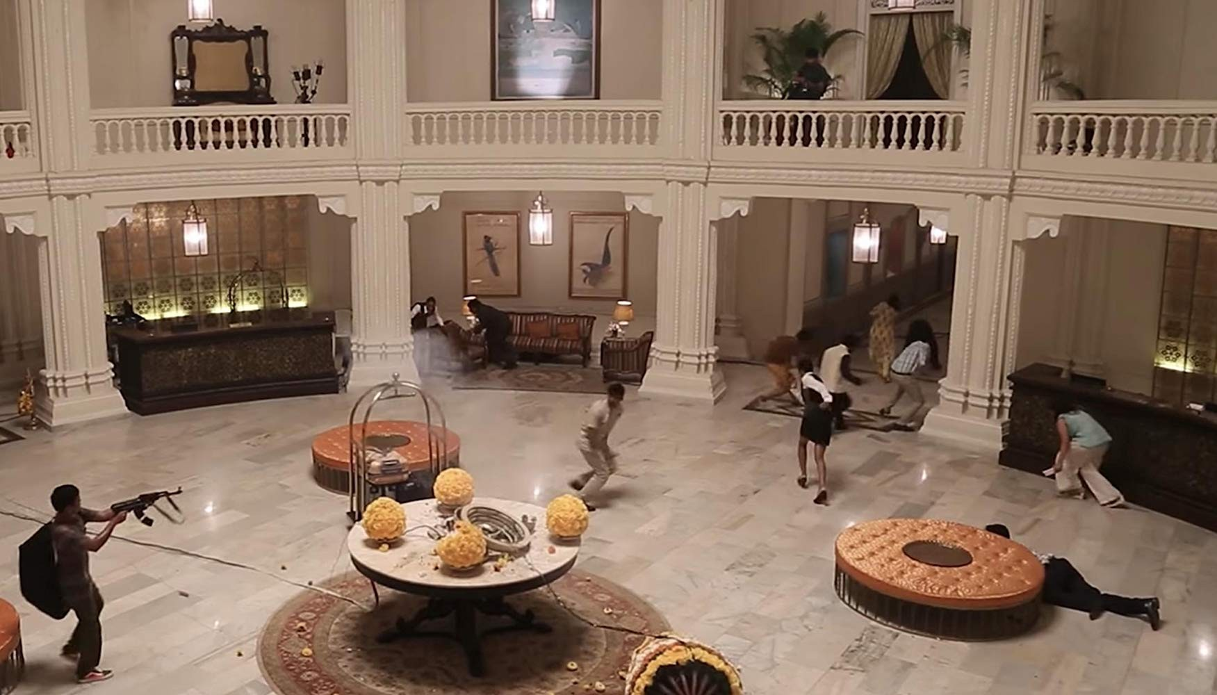 ▲失控危城(Hotel Mumbai)。(圖/翻攝自imdb)