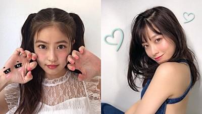 福岡專出美少女!盤點「超絕可愛到千年一遇」 縱橫日本演藝圈